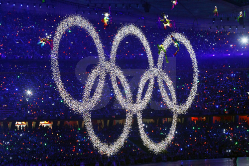 Opening Ceremony - August  8. 2008., Beijing